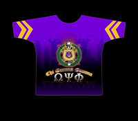 Omega Psi Phi - Chi Gamma Gamma Chapter - Front side